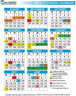 School Calendar For 2019 2018 2019 School Calendar   News and Announcements   Championship